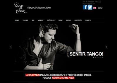Tango Paez