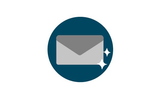 Correo enviado con una herramienta de Email Marketing