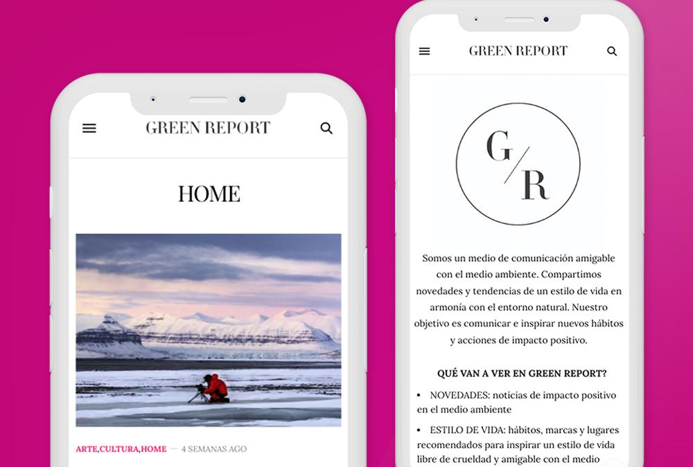 Green Report